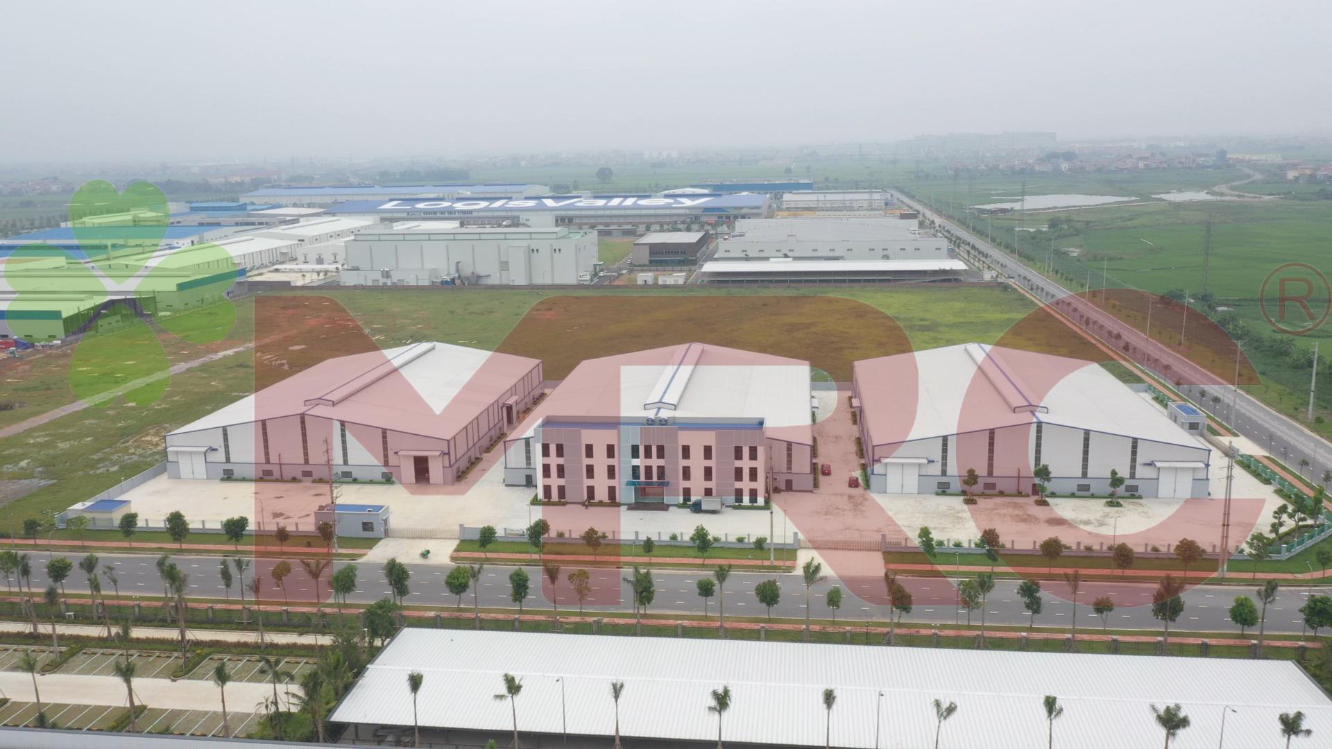 Existing factories for lease