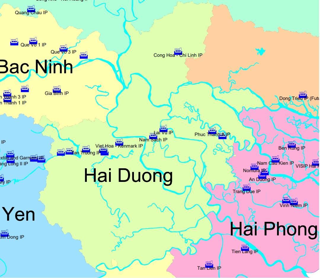 HAI DUONG PROVINCE