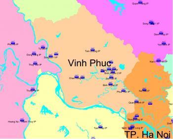 VINH PHUC PROVINCE