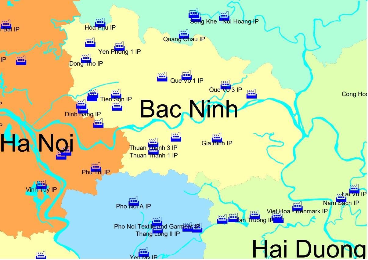 BAC NINH PROVINCE